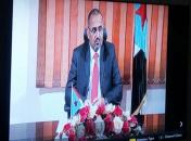 العميد الحالمي يبارك إعلان المجلس الانتقالي الجنوبي