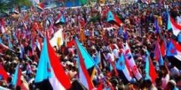 الشاعري يدعم الزاحفين لمليونية دعم المجلس الانتقالي الجنوبي بمبلغ اثنين مليون وخمس مئة الف ريال