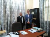 """القائم باعمال رئيس المجلس الانتقالي الجنوبي """" د. الخبجي"""" يلتقي بالمستشار السياسي لمكتب المبعوث الخاص للأمم المتحدة باليمن"""
