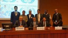 المجلس الانتقالي الجنوبي ونشطاء جنوبيون يشاركون  في الدورة36 لمجلس حقوق الإنسان في جنيف