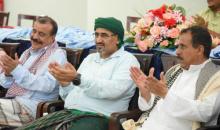 الغيضة تستعد لإشهار القيادة المحلية للمجلس الانتقالي للمهرة بحضور الزبيدي