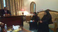 الرئيس الزُبيدي يؤكد الاهتمام بذوي الاحتياجات الخاصة بحضرموت والجنوب