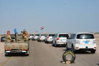 الرئيس الزبيدي وأعضاء بالمجلس الانتقالي يعودون إلى العاصمة عدن