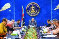 المجلس الانتقالي برئاسة الزبيدي يناقش نظامه الأساسي تمهيداً لإقراره