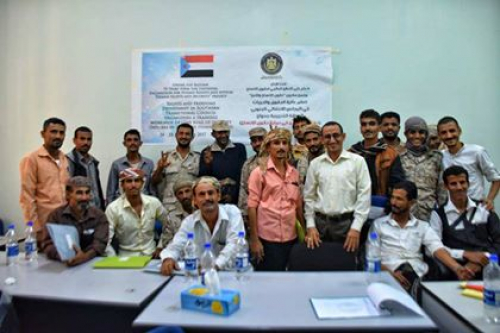 دائرة الحقوق والحريات بالمجلس الانتقالي تنظم ورشة تدريبية حول حماية حقوق الإنسان