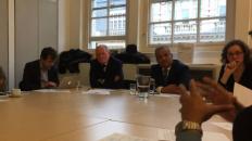شطارة أمام المجلس الأوروبي للعلاقات الخارجية: المجلس الانتقالي خيار شعب الجنوب