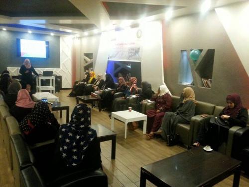 دائرة حقوق الإنسان بالمجلس الانتقالي الجنوبي تنظم ندوة عن دور المرأة في القيادة والتغيير بمناسبة اليوم العالمي للمرأة