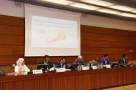 المجلس الإنتقالي الجنوبي يرعى ندوة حول حقوق الإنسان في الجنوب ضمن فعاليات الدورة 37 لمجلس الأمم المتحدة لحقوق الإنسان في جنيف