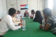 الهيئة التنفيذية للقيادة المحلية للمجلس الانتقالي الجنوبي بمحافظة شبوة تعقد إجتماها الدوري