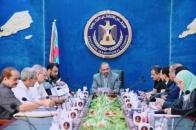 المجلس الانتقالي الجنوبي يستعرض نتائج زيارة الرئيس الزُبيدي الخارجية