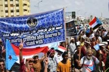 مسيرة جماهيرية حاشدة بالعاصمة عدن تسلم مكتب الأمم المتحدة رسالة الشعب الجنوبي وتؤكد التمسك بفك الإرتباط