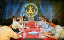 الامانة العامة للمجلس الانتقالي الجنوبي تعقد اجتماعها الدوري