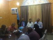 لجنة متابعة القيادات المحلية تعقد اجتماعاً برؤساء قيادات العاصمة عدن