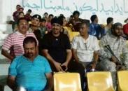 اللواء الزبيدي يتفقد التحضيرات الخاصة باحتفالات الرابع من مايو