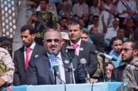 الرئيس الزُبيدي يعلن عن إطلاق المجلس الانتـقالي الجنوبي حواراً جنوبياً-جنوبياً
