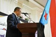 الخبجي: المجلس سجل موقفاً تاريخياً في دعوته للحوار وعلى الجميع اعتبار الجنوب فوق كل المصالح