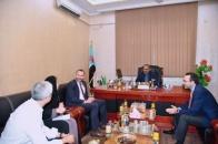 الرئيس الزُبيدي يستقبل وفد اللجنة الدولية للصليب الأحمر الزائر للعاصمة عدن