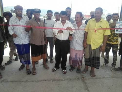 افتتاح مقر القيادة المحلية للمجلس الانتقالي الجنوبي في مديرية الملاح