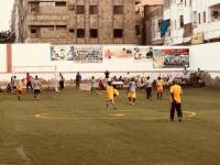 دائرة الشباب و الطلاب تدشن بطولة كرة قدم رمضانية في العاصمة عدن