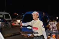 المجلس الانتقالي الجنوبي يدشن حملة لتنظيم السير في مديرية صيرة بالعاصمة عدن