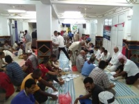 القيادة المحلية للمجلس في مديرية صيرة تقيم مأدبة إفطار  ضمن فعاليات إحياء ذكرى انتصار عدن والوفاء لدول التحالف