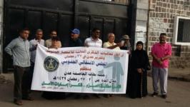 القيادة المحلية للمجلس الانتقالي الجنوبي في مديرية صيرة تنفذ حملة نظافة شاملة لأحياء وشوارع المديرية