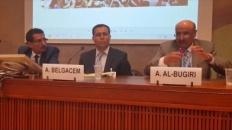 المجلس الانتقالي الجنوبي يُقيم ندوة حقوقية في مبنى الأمم المتحدة بجنيف