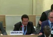 الحالة المعيشية المتدهورة في الجنوب أمام مجلس حقوق الإنسان في جنيف
