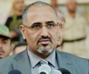 الرئيس الزُبيدي يُعزي في استشهاد البطل محسن محمد سعد الحدّي