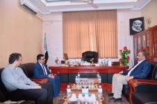 الرئيس الزُبيدي يُشيد بإنجاز المهندس بادخن ويؤكد استعداد المجلس دعم المشاريع الشبابية الطموحة