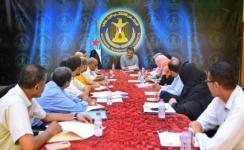 لملس يرأس الاجتماع الدوري للأمانة العامة للمجلس الانتقالي الجنوبي