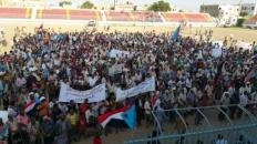 تحضيرات واسعة يجريها انتقالي لحج لإحياء الذكرى الثالثة لتحرير الحوطة وقاعدة العند