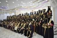 المجلس الانتقالي الجنوبي يرعى حفل تخرج الدفعة 17 لطلاب قسم الدراسات الإسلامية بجامعة عدن