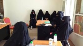 إدارة المرأة والطفل في انتقالي حضرموت تعقد اجتماعاً موسعاً لرؤساء الإدارات في قيادات مديريات الساحل