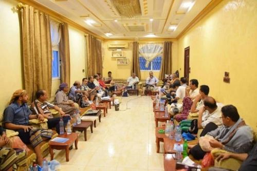 الجعدي: المجلس الانتقالي سيظل حارساً أميناً للأمانة التي حمّله إياها شعب الجنوب