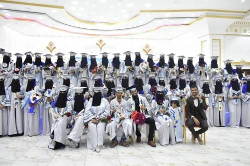 المجلس الانتقالي الجنوبي يرعى حفل تخرج الدفعة 45 لقسم اللغة عربية بكلية التربية جامعة عدن