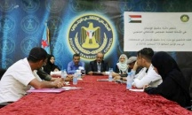دائرة حقوق الإنسان تنظم لقاءاً تشاورياً مع رؤساء الإدارات في القيادات المحلية بالمحافظات