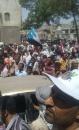 غضب شعبي ومسيرة حاشدة في لحج رفضا لفساد الحكومة وتاييدا لبيان المجلس الانتقالي