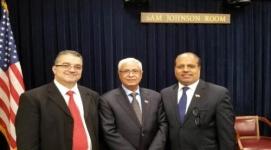 المجلس الانتقالي الجنوبي يشارك في ندوة بالكونجرس الأمريكي