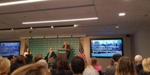 المجلس الانتقالي الجنوبي يُشارك في ندوة بواشنطن حول انتشار الصواريخ الإيرانية