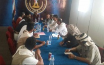 السليماني يرأس اجتماعاً استثنائياً للهيئة التنفيذية لانتقالي شبوة