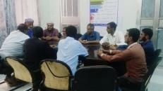 رئيس انتقالي شبوة يرأس اجتماعاً مشتركاً لمناقشة المعوقات التي تواجه وحدة الأورام بالمحافظة