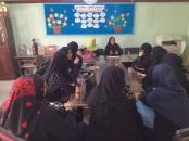 """دائرة المرأة والطفل تدشن المرحلة الأولى من مشروع """"أقرأ"""""""