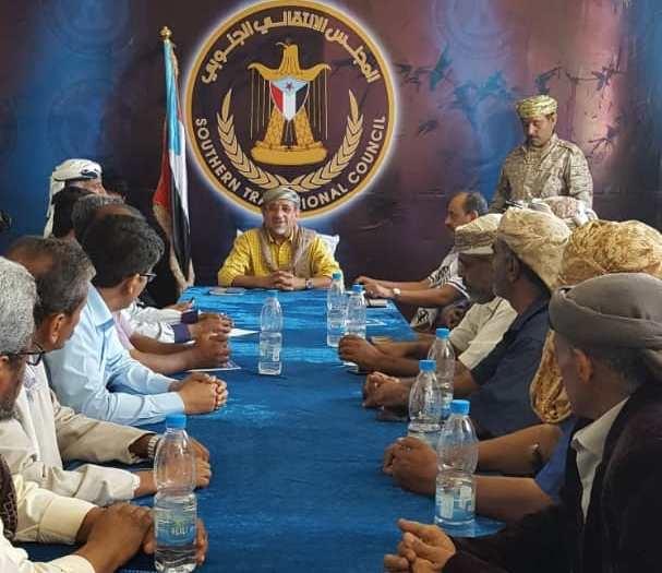 الشيخ صالح بن فريد: المجتمع الدولي ودول التحالف مع استقلال الجنوب