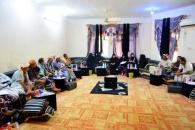 لجنة إغاثة المهرة التابعة للمجلس الانتقالي تناقش آلية عملها لضمان وصول المساعدات الى مستحقيها