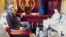 رئيس انتقالي شبوة يلتقي نائب رئيس دائرة العلاقات الخارجية