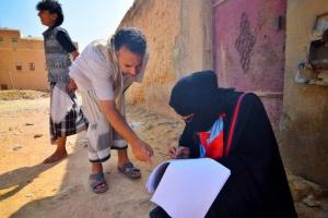 المجلس الانتقالي يسير حملات إغاثة إلى محافظة المهرة المنكوبة جراء إعصار (لبان)