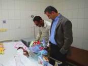 أمين عام الانتقالي يلتقي مسئولي منظمة «أطباء بلا حدود» ويطمئن على أحوال الجرحى في المستشفى