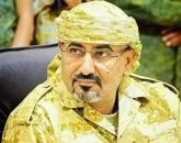 الرئيس الزُبيدي يهنىء أبطال العمالقة في الساحل الغربي والحزام في جبهة مريس دمت بانتصاراتهم العظيمة
