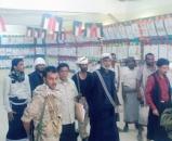 رئيس انتقالي شبوة يتفقد معرض الشهداء بعد إعادة تأهليله